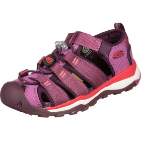 Keen Newport Neo H2 Chaussures Enfant, red/grape
